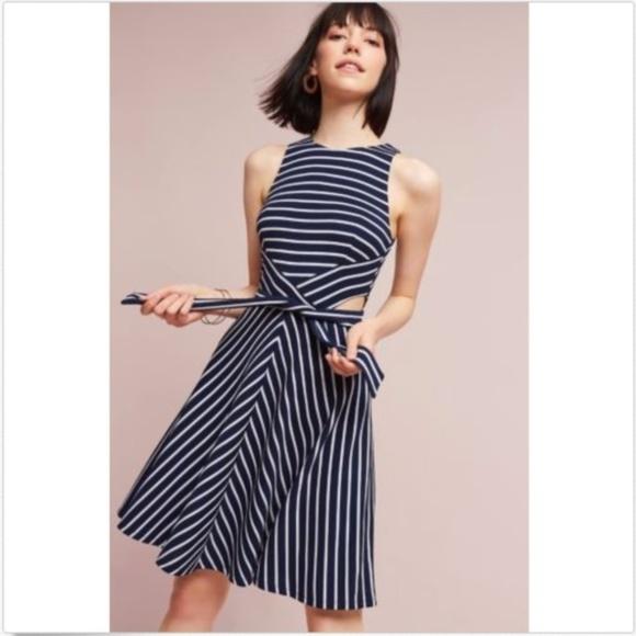 d2f2028d011 NWT Anthropologie Hutch Kinsley Cutout Dress